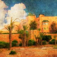 Mamounia Hotel, Marrakech, Morocco