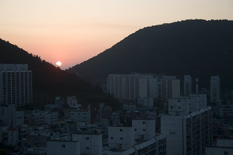 Yeosu_Sunrise_1