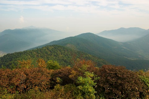 Yeosu_Mountain1