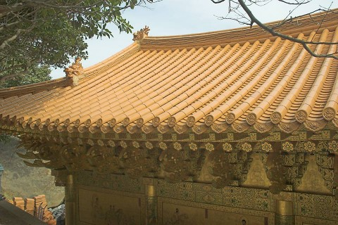 Hyangiram_Golden_Temple