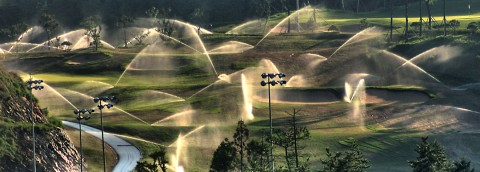 Yeosu City Park golf course