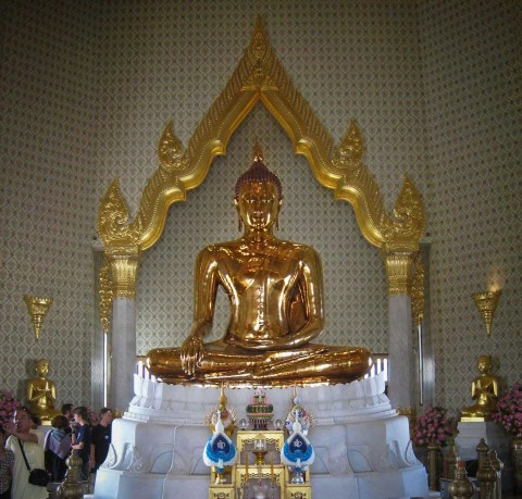 Wat Traimit Buddha