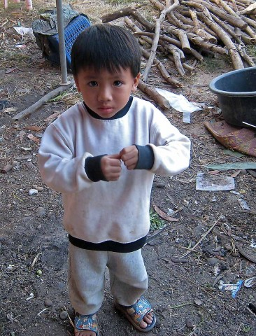 Lao Child