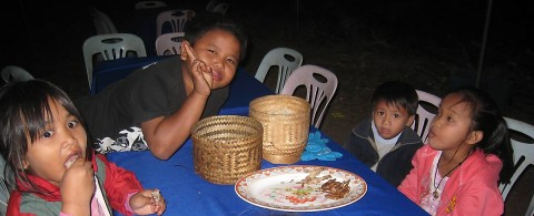 Lao Kids Birthday Party