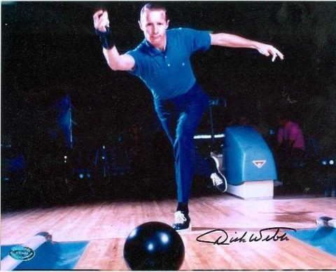 All-time Great Bowler Dick Weber