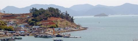 Yeosu fishing village