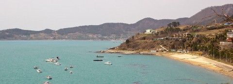 Jang-deung Beach