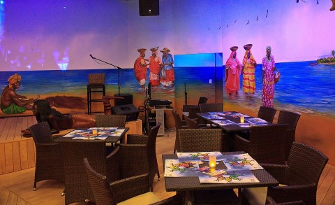 Angola Pavilion Restaurant