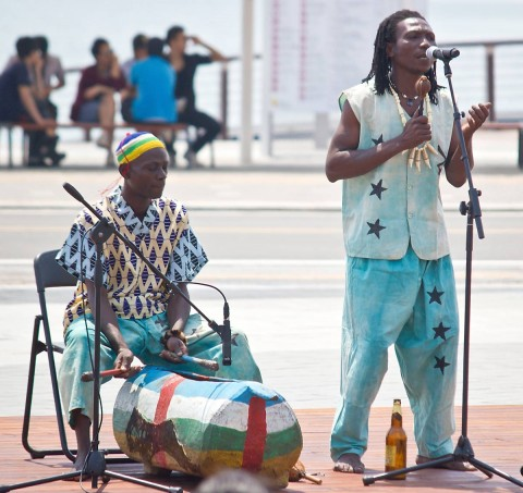 Central African Republic Performers