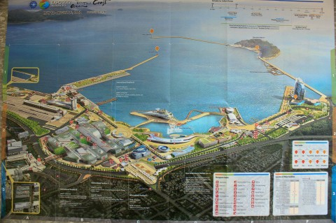 Expo Map Front