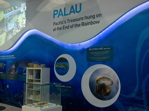 Palau Pavilion