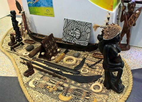 Solomon Islands Pavilion Cultural Assets