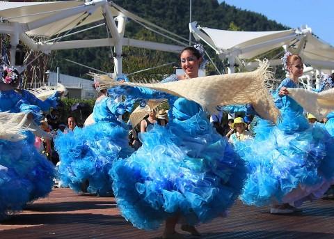 Paraguay Dancers