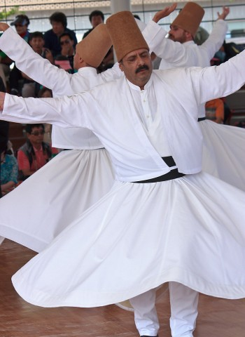 "Turkey ""Whirling Dervish"" Dance"