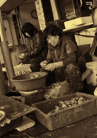 Seafood Vendors