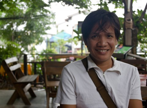 My friend Nai