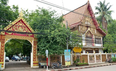 Nongkhai temple
