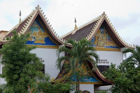 Adjunct building