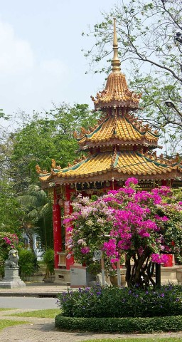 Chinese Pavilion at Lumphini