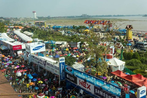 Overview of festival