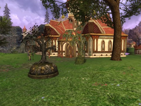 My house in Middle Earth