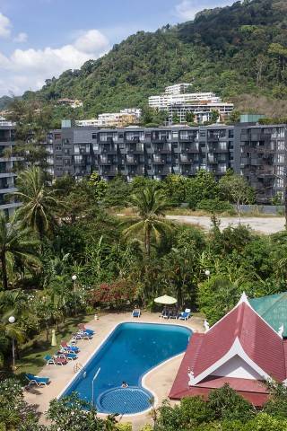 Swimming Pool, Patong Beach.