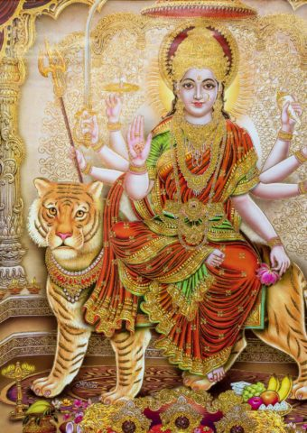 Hindu painting