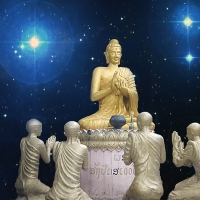 Buddha in the Cosmos